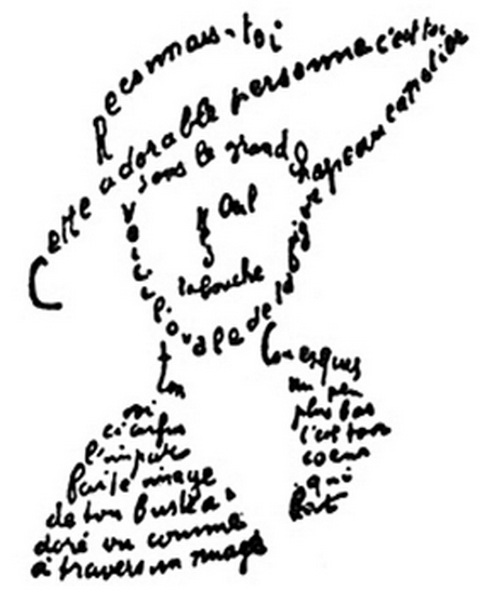 کالیگرام / Calligram