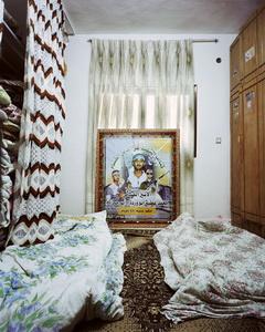 Douha, 10, Hebron, The West Bank