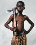 Lamine, 12, Bounkiling village, Senegal